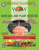 Soil and Plant Booster - Organic Fertilizer 2.2 Pounds Wallace Organic Wonder