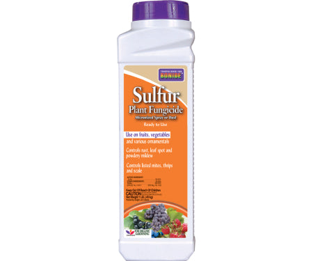 Sulfur Powder 1 pound