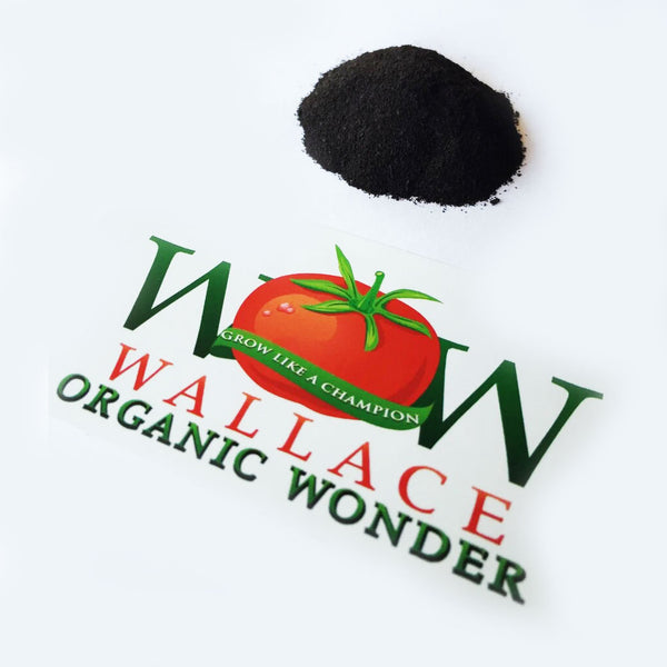 Soluble Seaweed Powder Wallace Organic Wonder