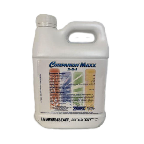 Companion Maxx Biological Fungicide 32 - Ounces Wallace Organic Wonder