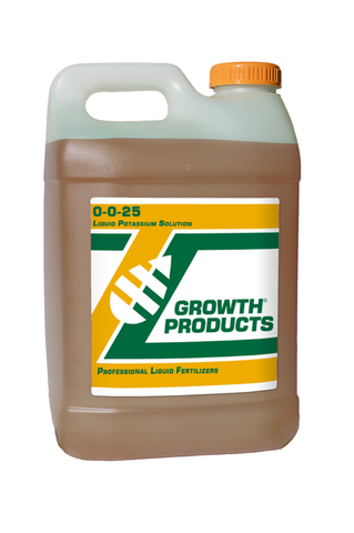Liquid Potassium Fertilizer 0-0-25