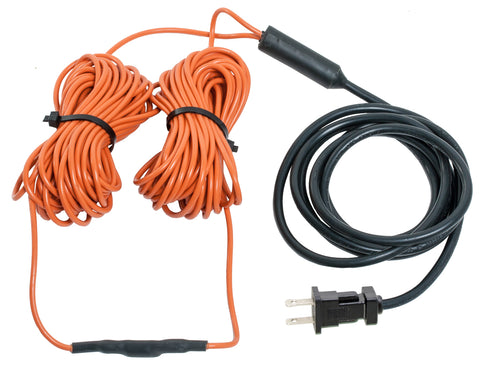 Jump Start Soil Heating Cable, 24'  Wallace Organic Wonder