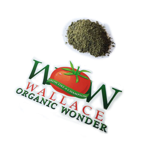 Kelp Meal Wallace Organic Wonder