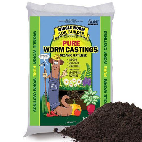 Worm Castings Wallace Organic Wonder
