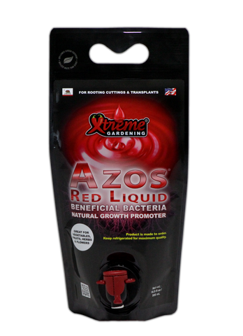 Azos Red Liquid Nitrogen Fixing Bacteria   17 Ounce Wallace Organic Wonder