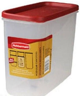 (6) ea Rubbermaid 1776472 Racer Red 16 Cup Dry Food Storage Containers u2013 Highway To Buy  sc 1 st  Highway To Buy - Shopify & 6) ea Rubbermaid 1776472 Racer Red 16 Cup Dry Food Storage ...