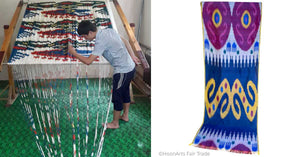 Ikats–A Celebration of Color in Uzbekistan
