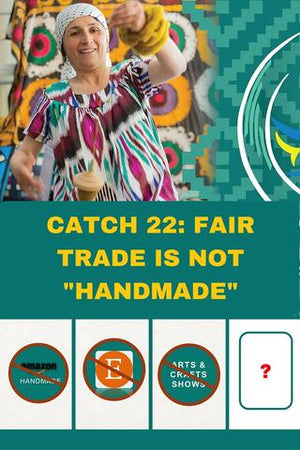 Fair Trade Catch 22:  Fair Trade is Not