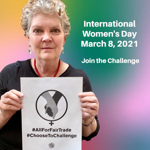 International Women's Day-March 8, 2021: #ChooseToChallenge