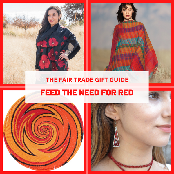 Fair Trade Red Gift Guide | HoonArts