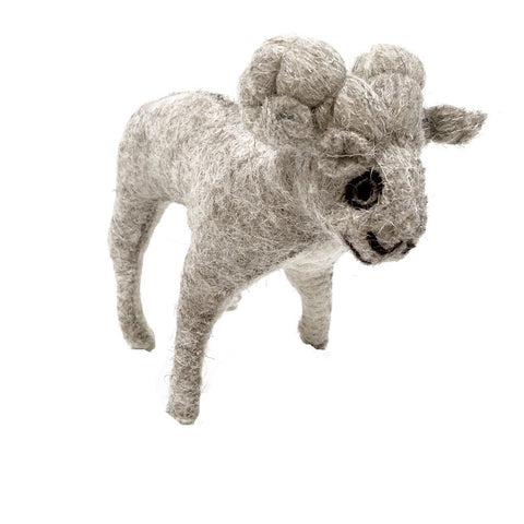 Felt Mountain Sheep- Fair Trade