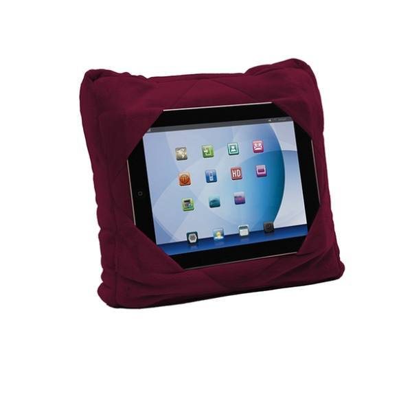 3-in-1 Multifunctional Travel Pillow And Tablet Holder - Assorted Colours