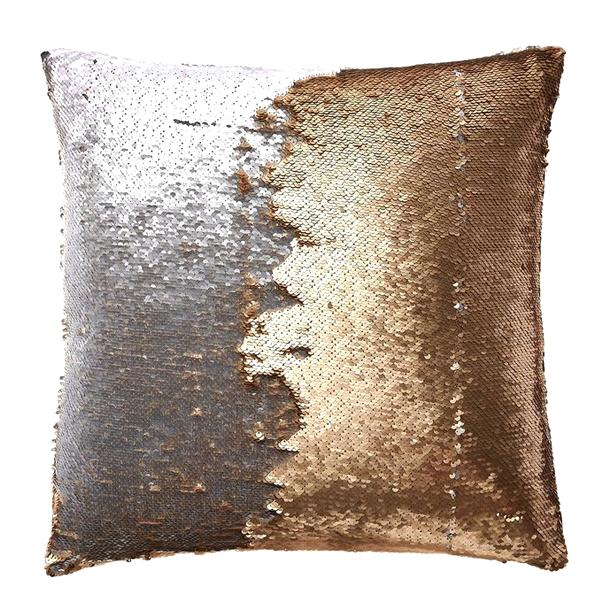 8upsell - 2 Pack: Mermaid Magic Color-Changing Sequin Toss Cushions - EXCLUSIVE VIP CUSTOMER OFFER