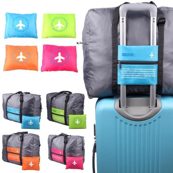 8upsell - Waterproof Expandable Folding Travel Bag (32L)