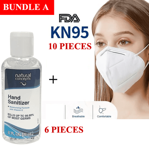 Personal Protection Supply Bundles