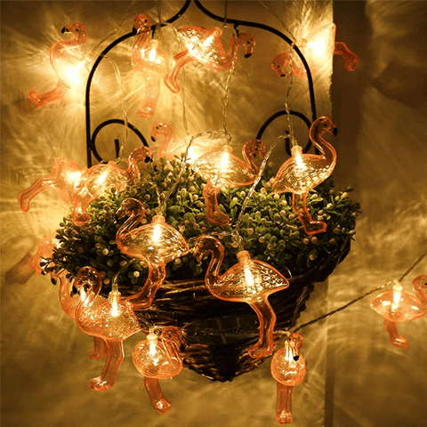 Flamingo LED String Light