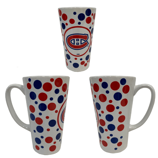 NHL Officially-Licensed Coffee Mugs