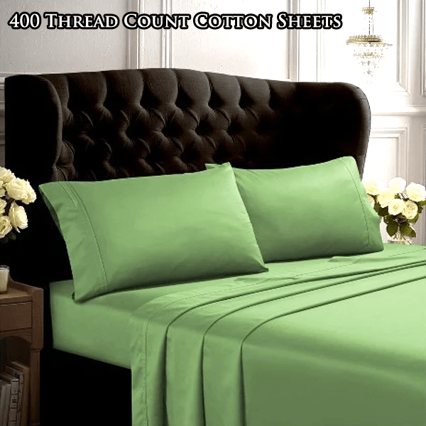 100% Cotton Bed Sheet Sets