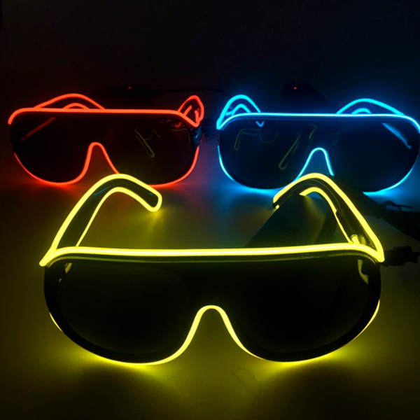"""Havana Nights Party Glasses"" - Assorted Colors!"