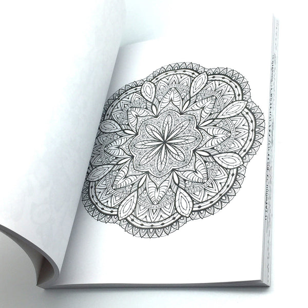 All Deals - Adult Coloring Book - Spectacular Patterns And More