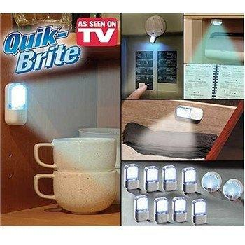 All Deals - As Seen On TV - 10 Quik - Bright LED Lights