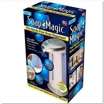 All Deals - As Seen On TV - Soap Magic Dispenser
