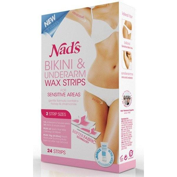 All Deals - Bikini And Underarm Wax Strips