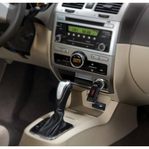 All Deals - Bluetooth Car Charger