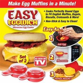 All Deals - Easy Eggwich Set Of 2