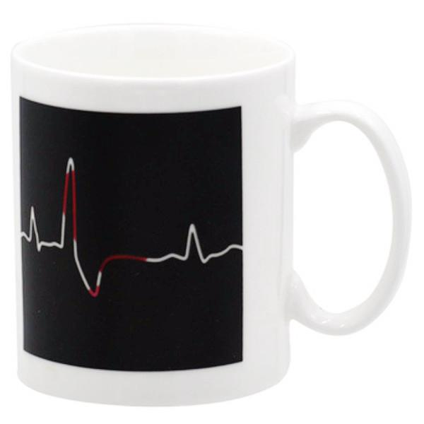 All Deals - ECG Color Changing Mug