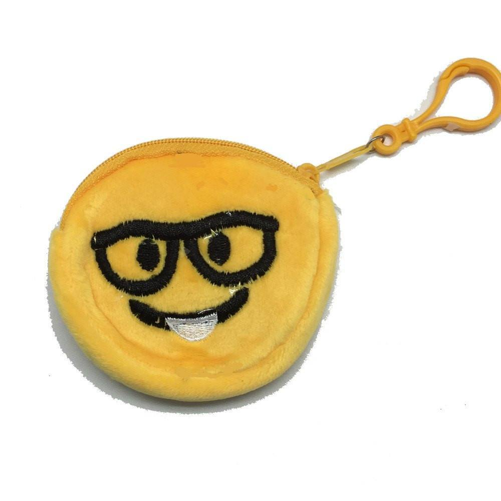 All Deals - Emoji Coin Pouch Assorted (12PCS)