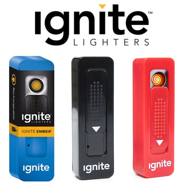 All Deals - Ignite Ember Rechargeable Lighters