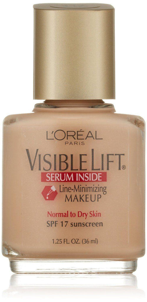 All Deals - L'Oreal Paris Visible Lift Line-Minimizing Makeup