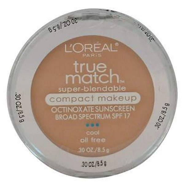 All Deals - L'Oreal True Match Super-Blendable Compact Makeup