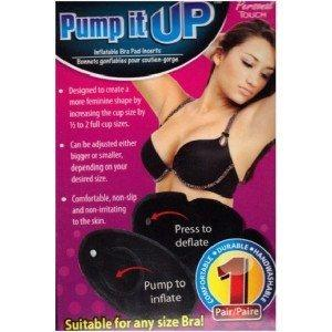 All Deals - Pump It UP Inflatable Bra Pad Inserts