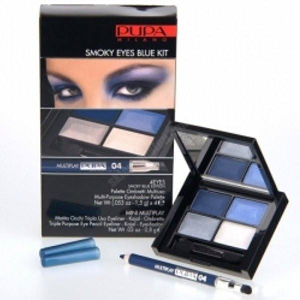 All Deals - PUPA Milano - Smokey Eyes Blue Kit
