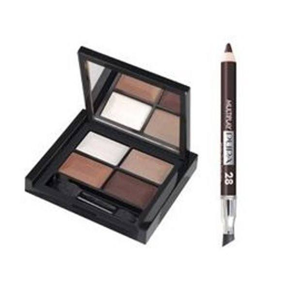 All Deals - PUPA Milano - Smokey Eyes Brown Kit