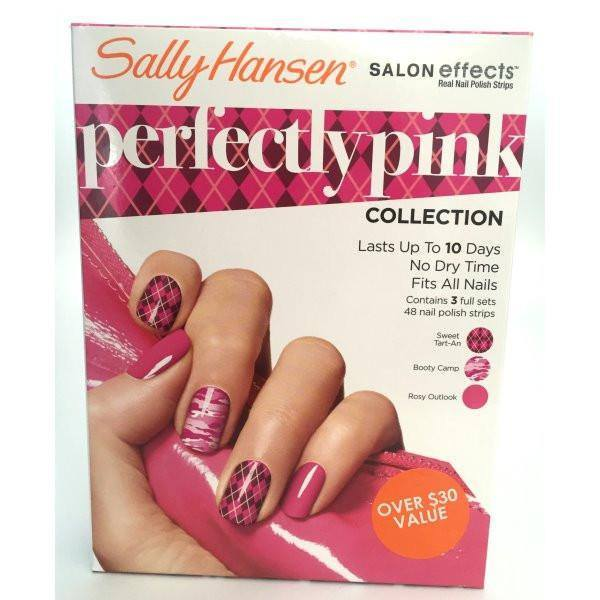 All Deals - Sally Hansen - Perfectly Pink
