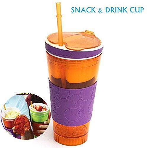 All Deals - Snackeez Snack & Drink Cup