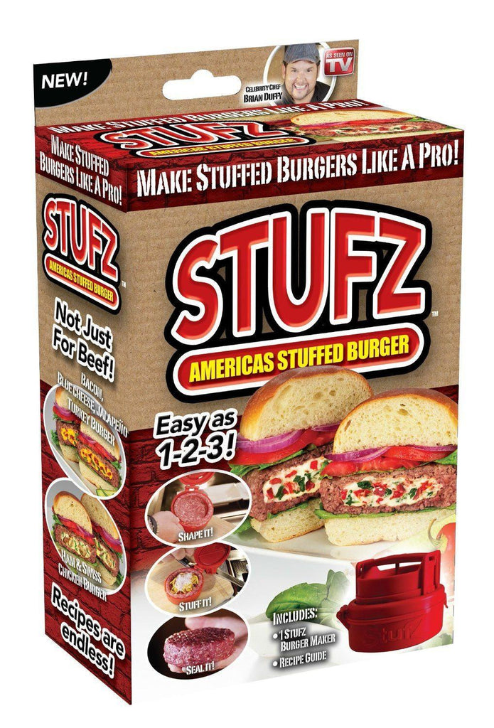 All Deals - Stufz Stuffed Burger Maker