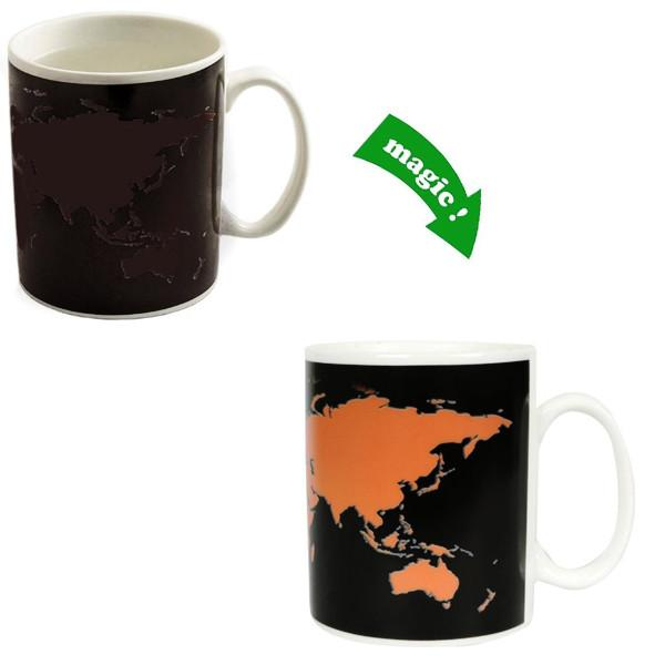 All Deals - World Colour & Graphic Changing Mug