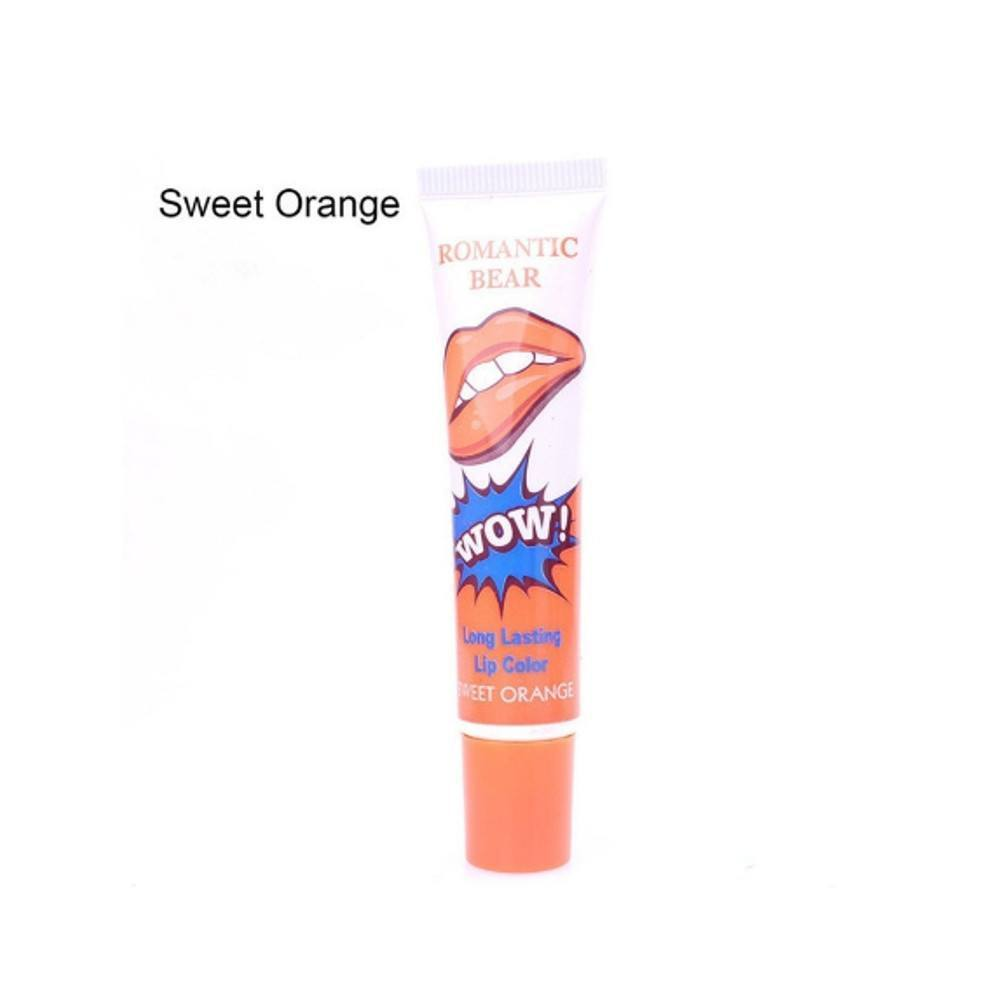 All Deals - WOW! Long Lasting Peel Off Lip Gloss