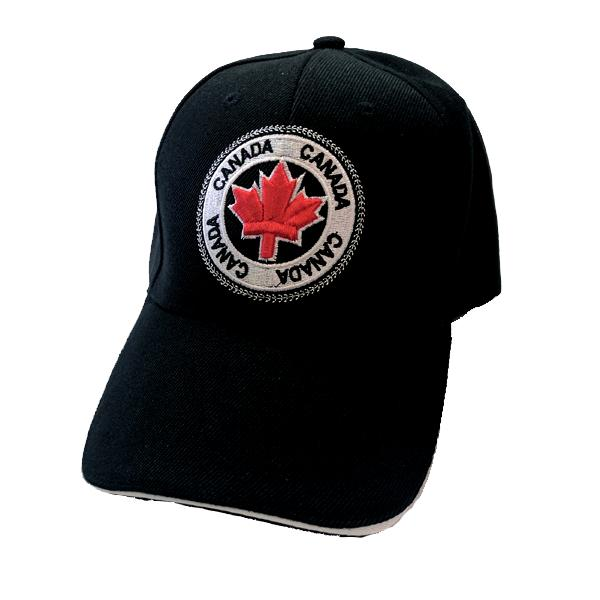 Apparel - Canada Limited Edition Northern Expedition Stitched & Embroidered Baseball Cap - 4 Colours Available!