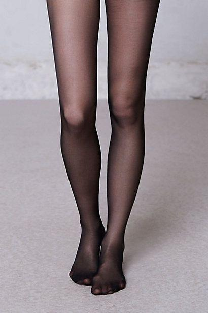 Apparel - Silky Sheer Shaper Pantyhose