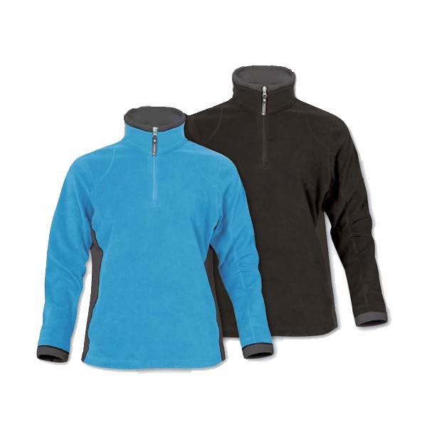 Apparel - STORMTECH Women's Optimal Comfort Micro-Light Fleece Performance Pullover - 2 Colours