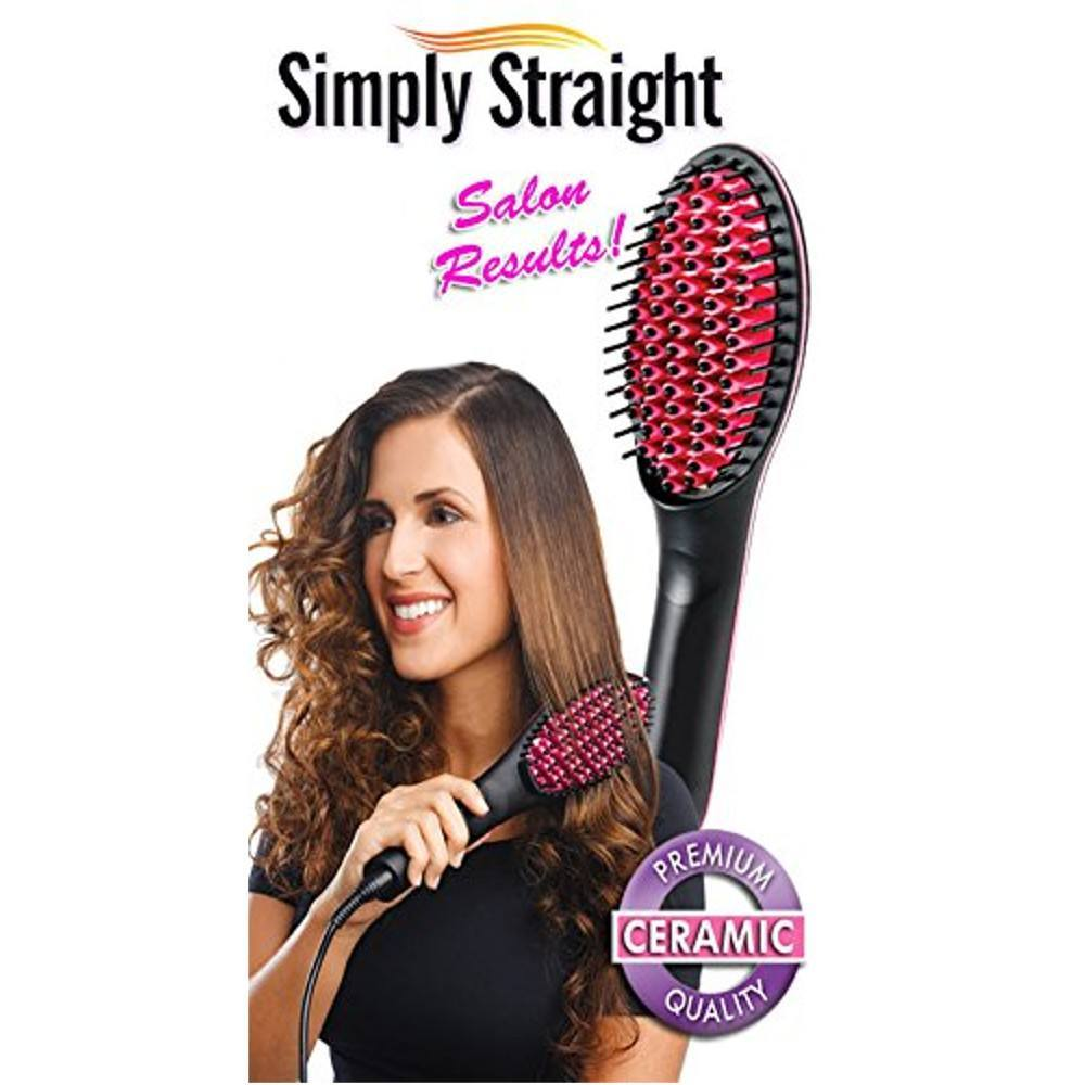 As Seen On TV - Simply Straight Brush