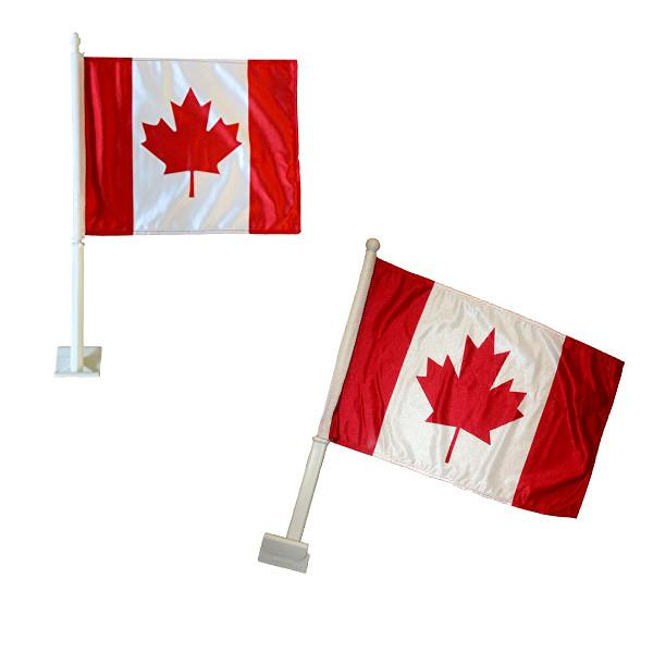 Automotive - Canada Car Flag