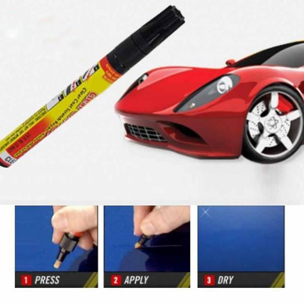 Instant Scratch Repair Automotive Clear Coat Filler & Sealer