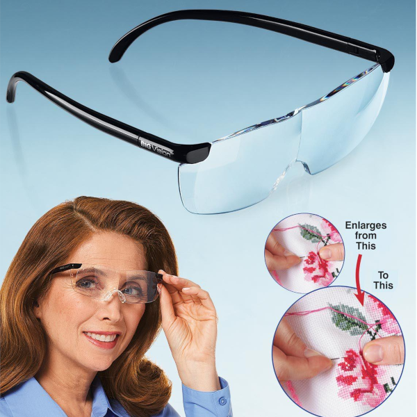 Optical Quality Magnifying Glasses
