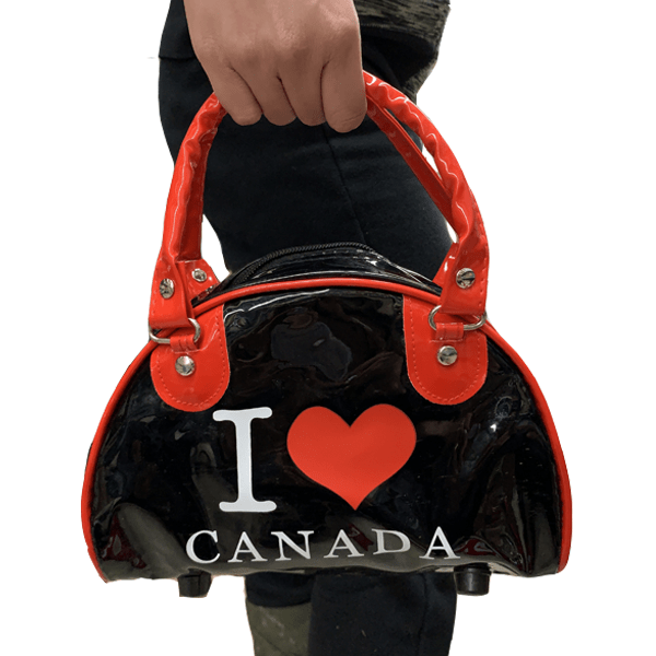 6 Pieces, 12 Pieces, or 24 Pieces Canada Little Handbag - Available With 2 Styles